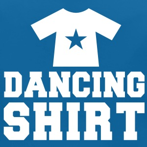 dancing shirt dancer shirts with a star Accessories - Baby Organic Bib
