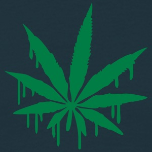 Weed Graffiti T-shirts - Mannen T-shirt