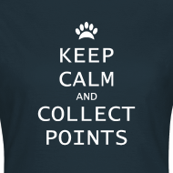 Ontwerp ~ Collect Points Vrouwen T-Shirt