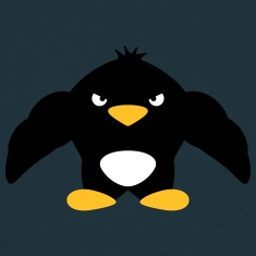 Muscle Penguin T-Shirts