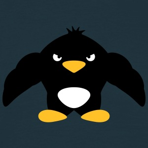 Muscle Penguin T-shirts - Mannen T-shirt