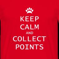 Ontwerp ~ Collect Points Mannen T-Shirt