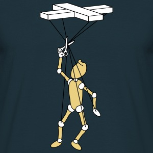 Marionette T-shirts - Herre-T-shirt
