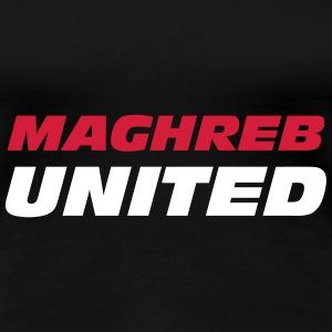Maghreb United ! T-Shirts - Frauen Premium T-Shirt