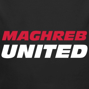Maghreb United ! Sweats - Body bébé bio manches longues