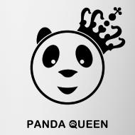 Ontwerp ~ Panda Queen II Vrouw Mok