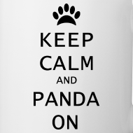 Ontwerp ~ Panda On Mok