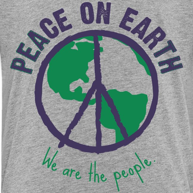 People's Earth - Kids T-Shirt