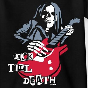 dead_guitar_player_2 Shirts - Teenage T-shirt
