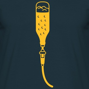 Intravenous Beer T-Shirts - Männer T-Shirt