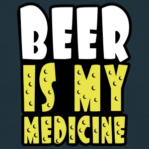 Beer Medicine Tee shirts - T-shirt Homme