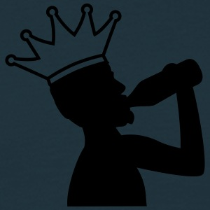 Beer King T-shirts - Mannen T-shirt
