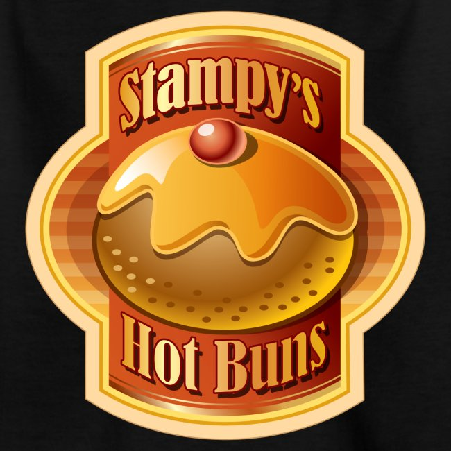 Stampy's Hot Buns - Teenage T-shirt