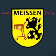 Motiv ~ M21-T-Shirt Kaufhaus Meißen