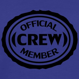 Official Crew Member Tee shirts - T-shirt Premium Homme