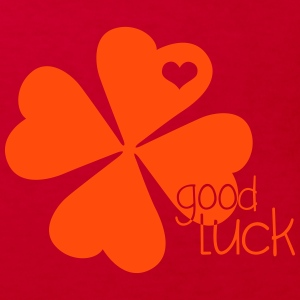 good luck T-Shirts - Kinder Bio-T-Shirt