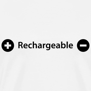 rechargeable Tee shirts - T-shirt Premium Homme