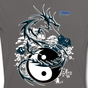 the dragon toonis Tee shirts - T-shirt contraste Femme