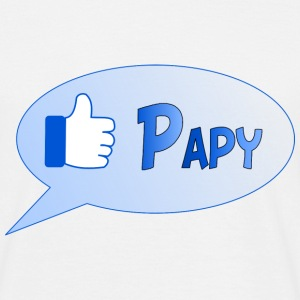 papy T-shirts - Mannen T-shirt
