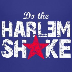 Do the Harlem Shake White - Red Shirts - Kids' Premium T-Shirt