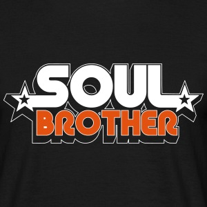 soul_brother T-shirts - Herre-T-shirt