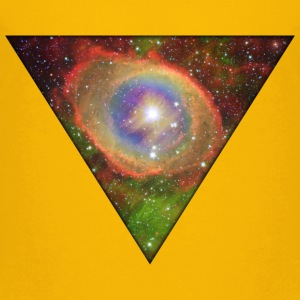 Cosmic Triangle Shirts - Teenage Premium T-Shirt