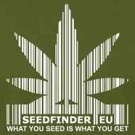 Design ~ SeedFinder.eu Bio-TShirt