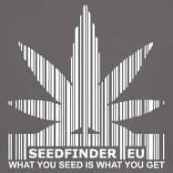 Design ~ SeedFinder.eu Girlie Kontrast-Shirt
