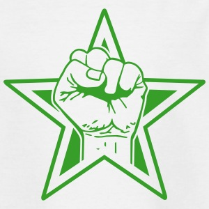 star fist Shirts - Kids' T-Shirt