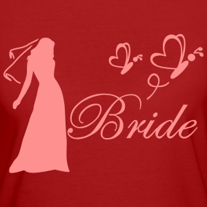 bride T-Shirts - Frauen Bio-T-Shirt