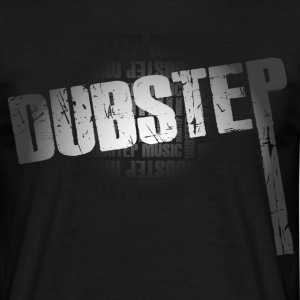 DUBSTEP T-Shirts - Men's T-Shirt
