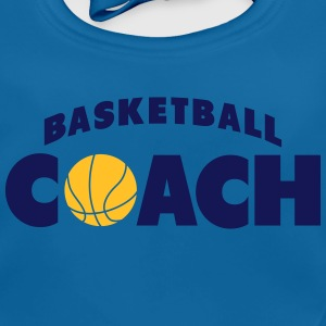 basketball coach Accessories - Baby Organic Bib