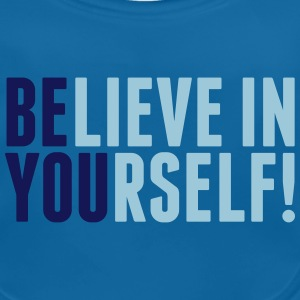 believe in yourself - be you Accessories - Baby Organic Bib