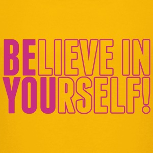 believe in yourself - be you Tee shirts - T-shirt Premium Ado