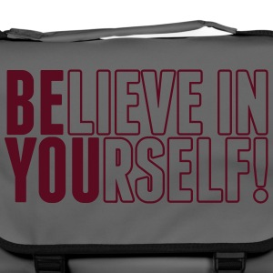 believe in yourself - be you Bags & backpacks - Shoulder Bag
