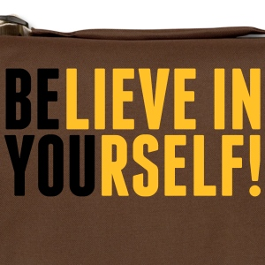 believe in yourself - be you Taschen - Umhängetasche