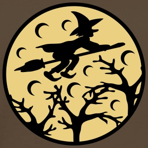 Witch Moon T-shirts - Mannen Premium T-shirt