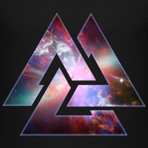 Cosmic Triangle Knot Shirts - Teenage Premium T-Shirt