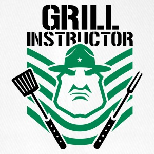 Grill Instructor - Casquette Flexfit