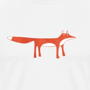Mr Fox T-Shirts - Men's Premium T-Shirt