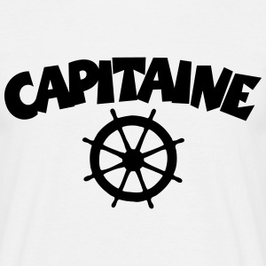 Capitaine T-Shirt - T-shirt Homme