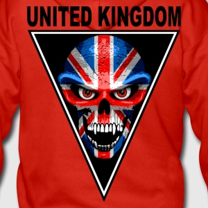 united kingdom Hoodies & Sweatshirts - Men's Premium Hooded Jacket