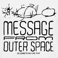 Motiv ~ Message From Outer Space (black)