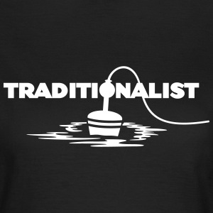 Traditionalist (Raubfischpose) T-Shirts - Frauen T-Shirt