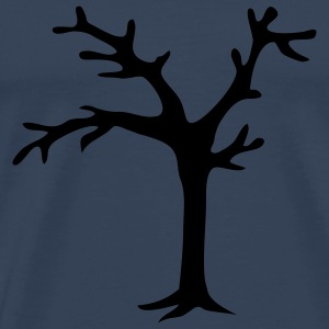Horror Tree T-shirts - Herre premium T-shirt