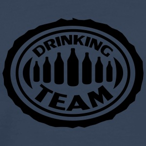 Drinking Team T-Shirts - Men's Premium T-Shirt