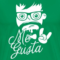 Like a cool geek me gusta story meme boss hipster T-Shirts