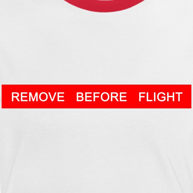 Woman - Kontrast Shirt - REMOVE BEFORE FLIGHT