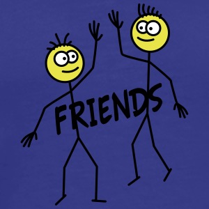 Best Friends T-shirts - Herre premium T-shirt