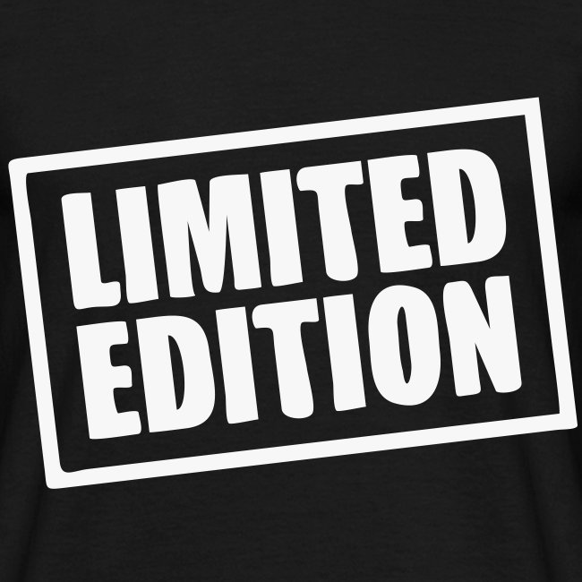 Limited Edition Printed T-Shirt